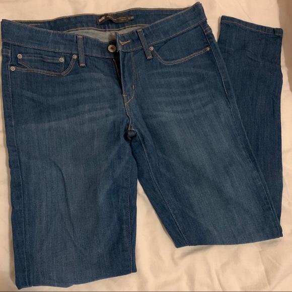 Levi's Denim - Levis Slight Curve Modern Rise Skinny Jeans